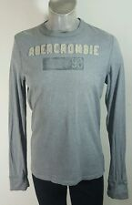 Abercrombie and fitch homme casual haut à manches longues medium