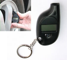 Keychain LCD Digital Accurate Car Vehicle Automobile Tire Air Pressure Gauge