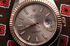 Rolex Stainless Steel Band Analogue Wristwatches