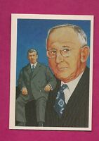 1987 HALL OF FAME WILLIAM A HEWITT ELECTED 1945 NRMT-MT  CARD (INV#7053)