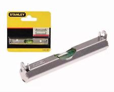 Stanley String Line Pocket Spirit Level 0-42-287 Small Mini Bubble Bricklayers