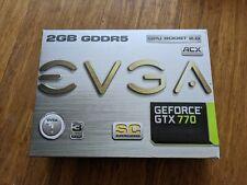 Evga Nvidia Geforce Gtx 770