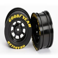 Traxxas 7377 8-Spoke, Black Wheel (2) Kyle Busch Truck