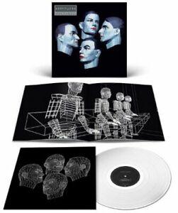 KRAFTWERK * RSD STORE EXCLUSIVE * Techno Pop (German Version - Clear vinyl