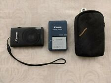 Canon PowerShot ELPH 300 HS 12.1MP Digital Camera - Black