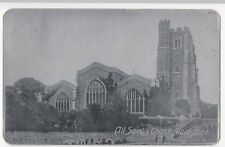 Kent; All Saints Church, Maidstone PPC, 1906 PMK, To Miss Weeks/ Conyer, Ashford