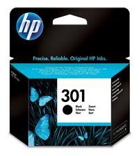 Original HP 301 Black Ink Cartridge for Deskjet 1000 1510 3050 2540 2510 CH561EE