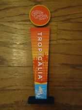 """Creature Comforts Brewing Co Tropicalia Ipa 12.5"""" Beer Draft Draught Tap Handle"""