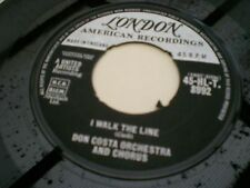 DON COSTA - I WALK THE LINE / CAT WALK