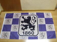 Fahnen Flagge München TSV 1860 München - 90 x 150  cm