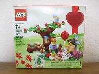 Lego Seasonal set - 40236 - ROMANTIC VALENTINES DAY PICNIC - New and Sealed