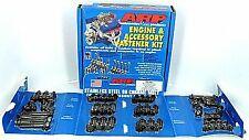 ARP ENGINE & ACCESSORY FASTENER KIT 534-9801 CHEVY 350 400 W/HEADERS