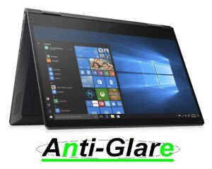 """2X Anti-Glare Screen Protector for 13.3"""" HP ENVY X360 - 13 Touch Screen Laptop"""