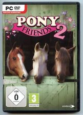Pony FRIENDS 2-PC Versione completa tedesca in guscio DVD