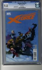 Uncanny X-Force (2010) #  5 Cover A - Ribic CGC 9.8 White Pages- First Deathloks