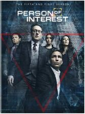 Person of Interest: The Complete Fifth and Final Season (2015)