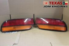 89 to 94 Nissan Silvia S13 180sx 240sx OEM Hatchback Taillight Set JDM SR20DET