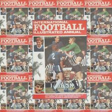International Football Illustrated Annual 1970 Pictures - Various Teams Players