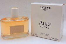 LOEWE AURA FOR WOMEN EAU DE PARFUM SPRAY 80 ML / 2.7 OZ. NEW (T)
