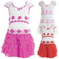 Markenlose Größe 92 Mädchenkleider aus Baumwollmischung