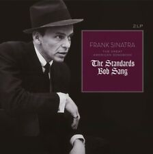 Frank Sinatra GREAT AMERICAN SONGBOOK-STANDARDS BOB SANG New Colored Vinyl 2 LP