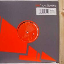 RED FLAG COLLECTIVE friendly match EP VG+ RFC003 Vinyl 2004 Record