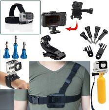 Accessori Fissaggio Supporto clip EYECAM x ACTION CAM GoPro HD Hero1 2 3 3+
