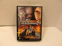 Auto Assault PC DVD game new in  box Massively multiplayer online