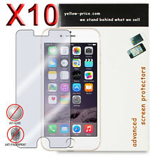 10x iPhone 6+ 6S+ Plus Anti-glare/Matte Screen Protector Film- Japanese Material