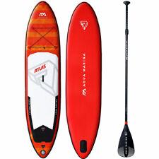 Aqua Marina Atlas Monster Sup-Set Stand Up Paddle Inflatable Isup Paddle Surf
