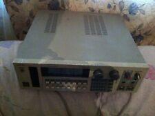 akai s1000 midi digital sampler.used.working.grey. some scratches.