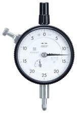 Mitutoyo Dial Indicator 2922s Agdansi Lug Back 0125 Range 00005 Grad
