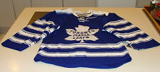 2014 Winter Classic Toronto Maple Leafs NHL Hockey Jersey Pro Authentic Size 50