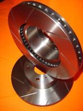 SLOTTED Toyota Camry & Vienta MCV20 & VDV10 Disc Brake Rotors NEW PAIR