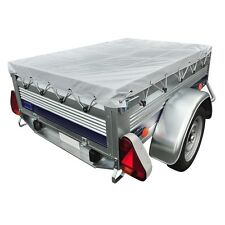 Bâche pour remorque 150 X 105 cm 550gr/m2  100 % PVC Toile épaisse haute Qualité