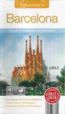 Willkommen in BARCELONA + Reiseführer 2018 + Spanien + Katalanen + Tapas +