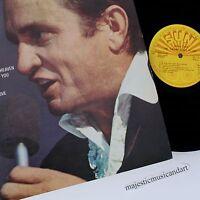 ORIGINAL 1970 JOHNNY CASH TENNESSEE TWO SINGING VINYL LP SUN 1A/1A EX RARE