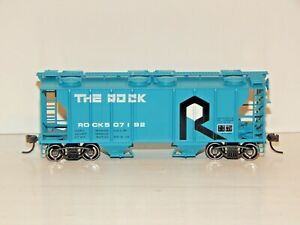 Atlas Trainman HO #20 005 065 Rock Island PS-2 Covered Hopper NEW #507192 RTR