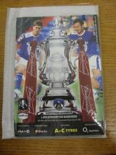 09/11/2013 Oldham Athletic v Wolverhampton Wanderers [FA Cup] . Condition: Any f