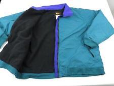 REI Mens Green Shelled Capilene Black Fleece Lined Jacket Size 2XL XXL Winter