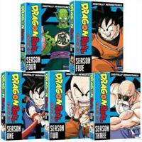 Dragon Ball Season 1-5 TV Series DVD Set Episode 153 English Ver Collection