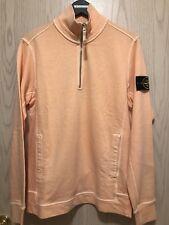 Stone Island Light Orange / Peach Sweartshirt SS18 size small