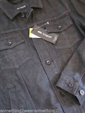 Marks and Spencer Cotton Button Collared Men's Coats & Jackets