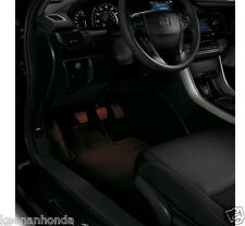Genuine OEM Honda Accord 2Dr Coupe Red Interior LED Illumination Kit 13-17 Sport