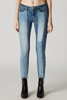Blank NYC Women's Denim Reade Patchwork Skinny Jeans