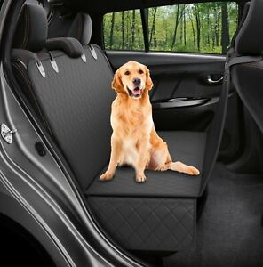 Dog Back Seat Cover Protector Waterproof Scratchproof Nonslip Hammock Cover