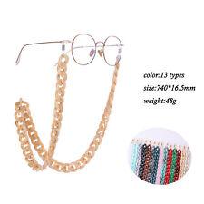 Twist Link Eyeglass Chain Sunglasses Holder Eyewear Retainer Strap for Women