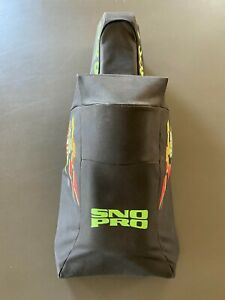 """Vintage Arctic Cat Sno Pro display model cover.  Late 90's.  12""""x24"""""""