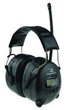 Radians Digital Radio Earmuffs Safety AM/FM Headset Hearing Protection Ear Muffs