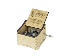 For He's a Jolly Good Fellow / Personalized Hand Crank Music Box